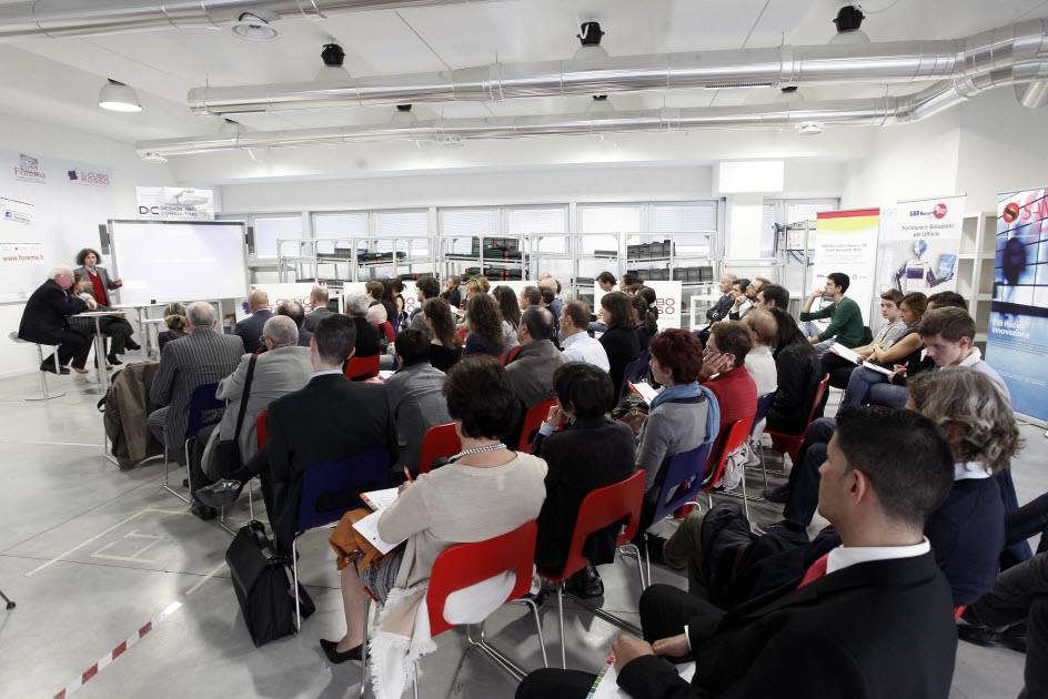 L'incontro del Mese della Formazione 2012 organizzato da Fòrema e dedicato alle Academy aziendali
