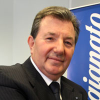 Il presidente di Confartigianato Veneto Giuseppe Sbalchiero