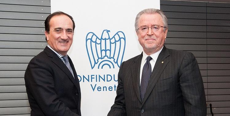 Andrea Tomat e Roberto Zuccato
