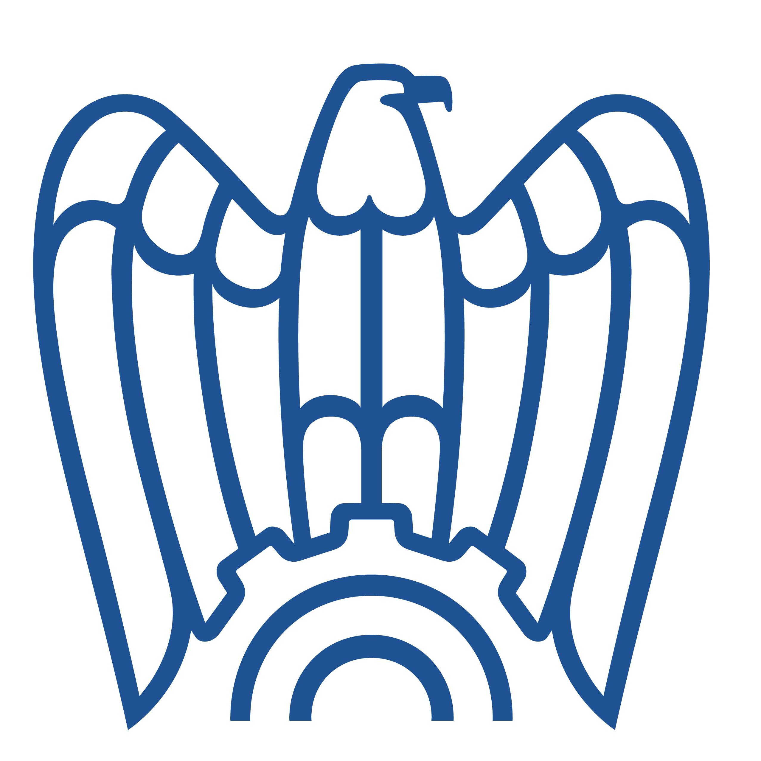 Lo stemma di Confindustria