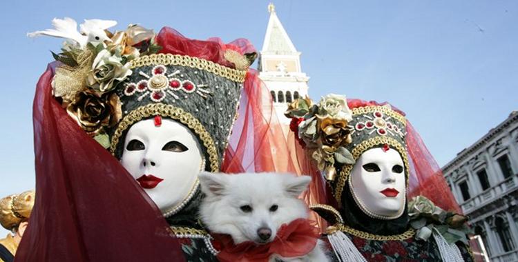 Un immagine del Carnevale 2013 - www.carnevale.venezia.it