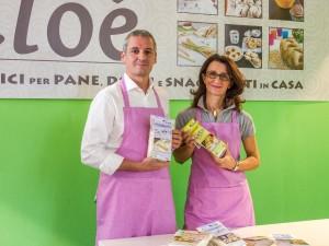 Michele Chiariello e Nicoletta D'Alessi