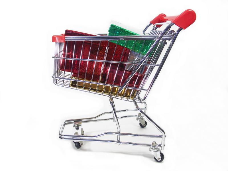 Christmas shopping 2