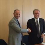 Zorzato e Zuccato presentano l'accordo tra Confindustria Veneto e Regione Veneto