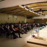 Il pubblico della serata dedicata al Premio dall'idea all'impresa del Premio Gaetano Marzotto