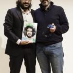 Andrea Rinaldo e Stefano Perego del team Xmetrics, vincitore del Premio dall'idea all'impresa