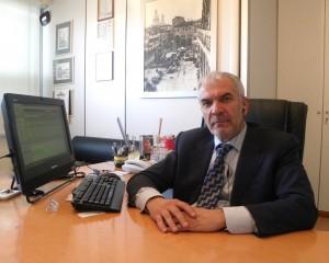 Il presidente di Cescot Veneto Maurizio Francescon