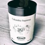 La speciale edizione di caffè Colombia Superiore dedicata a TALES ON
