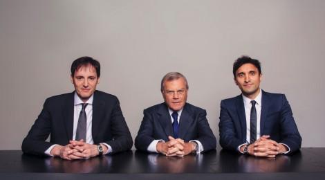Massimiliano Ventimiglia, Sir Martin Sorrell, Ajaz Ahmed