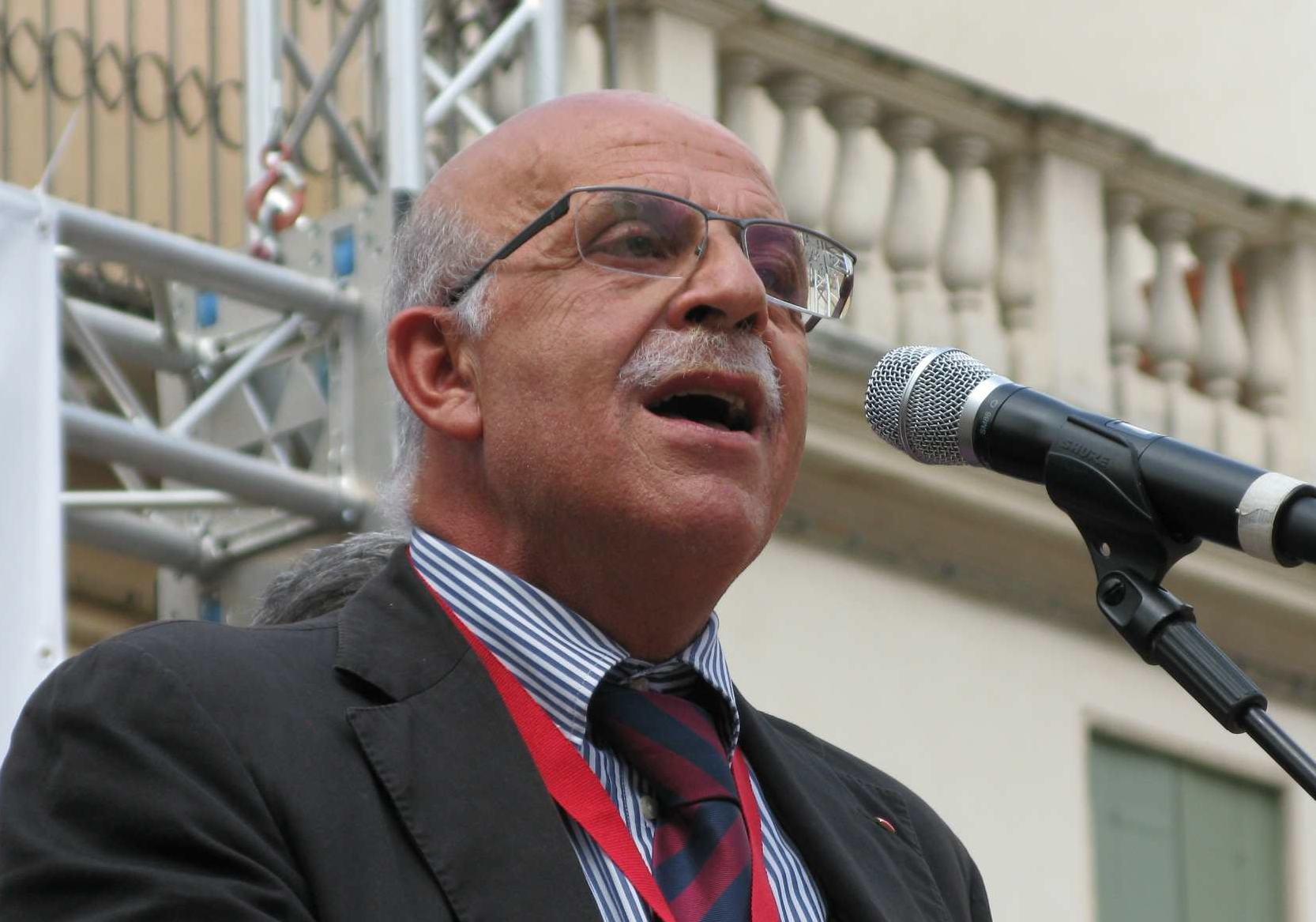Emilio Viafora, segretario generale Filcams Cgil del Veneto