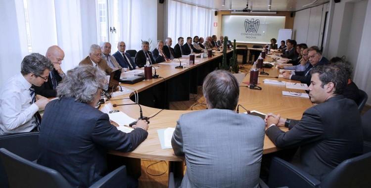 Massimo Bitonci incontra Confindustria Padova