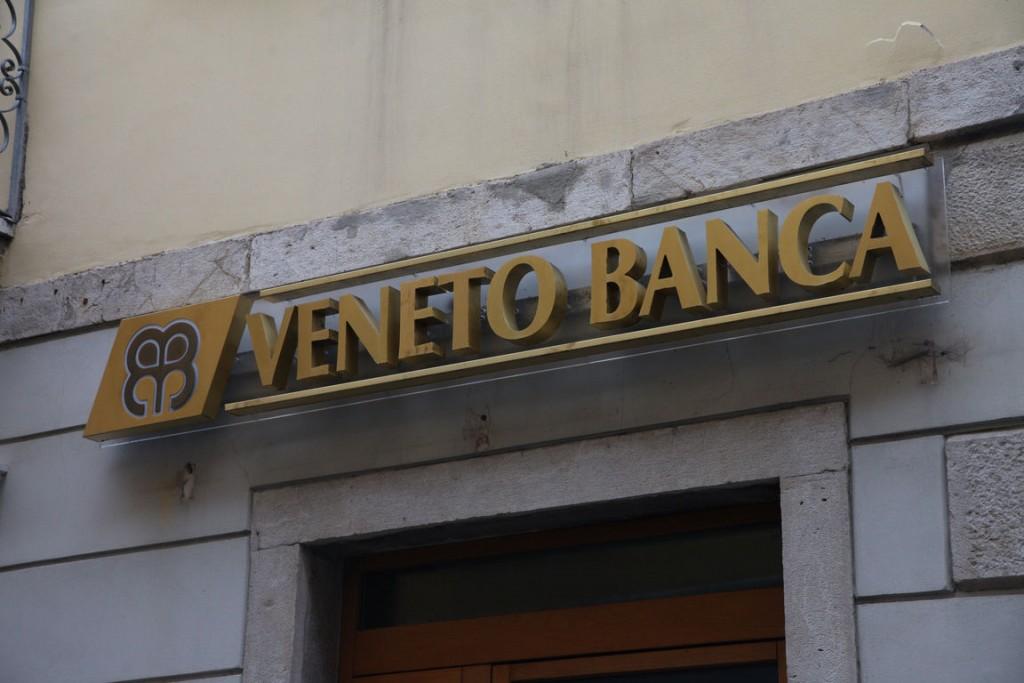 Veneto Banca, archiviata prima causa di un cliente contro un dipendente