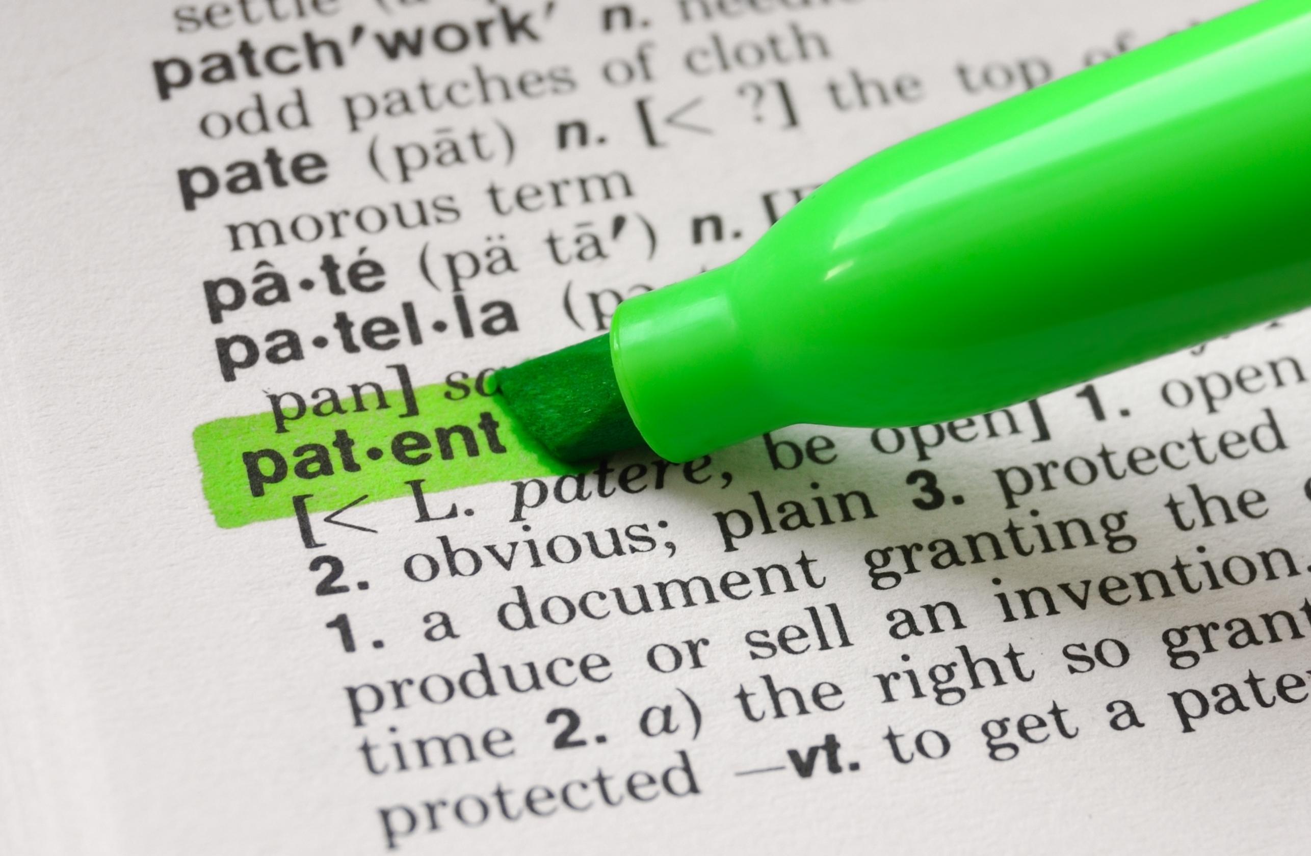 patent brevetto brevetti