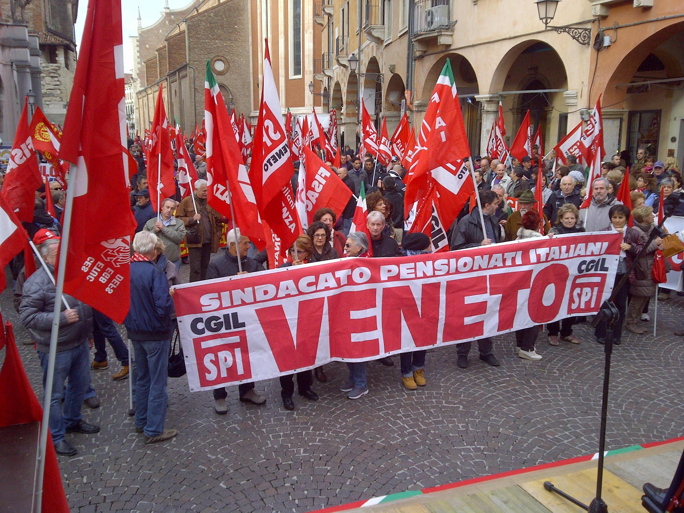 Spi Cgil Veneto