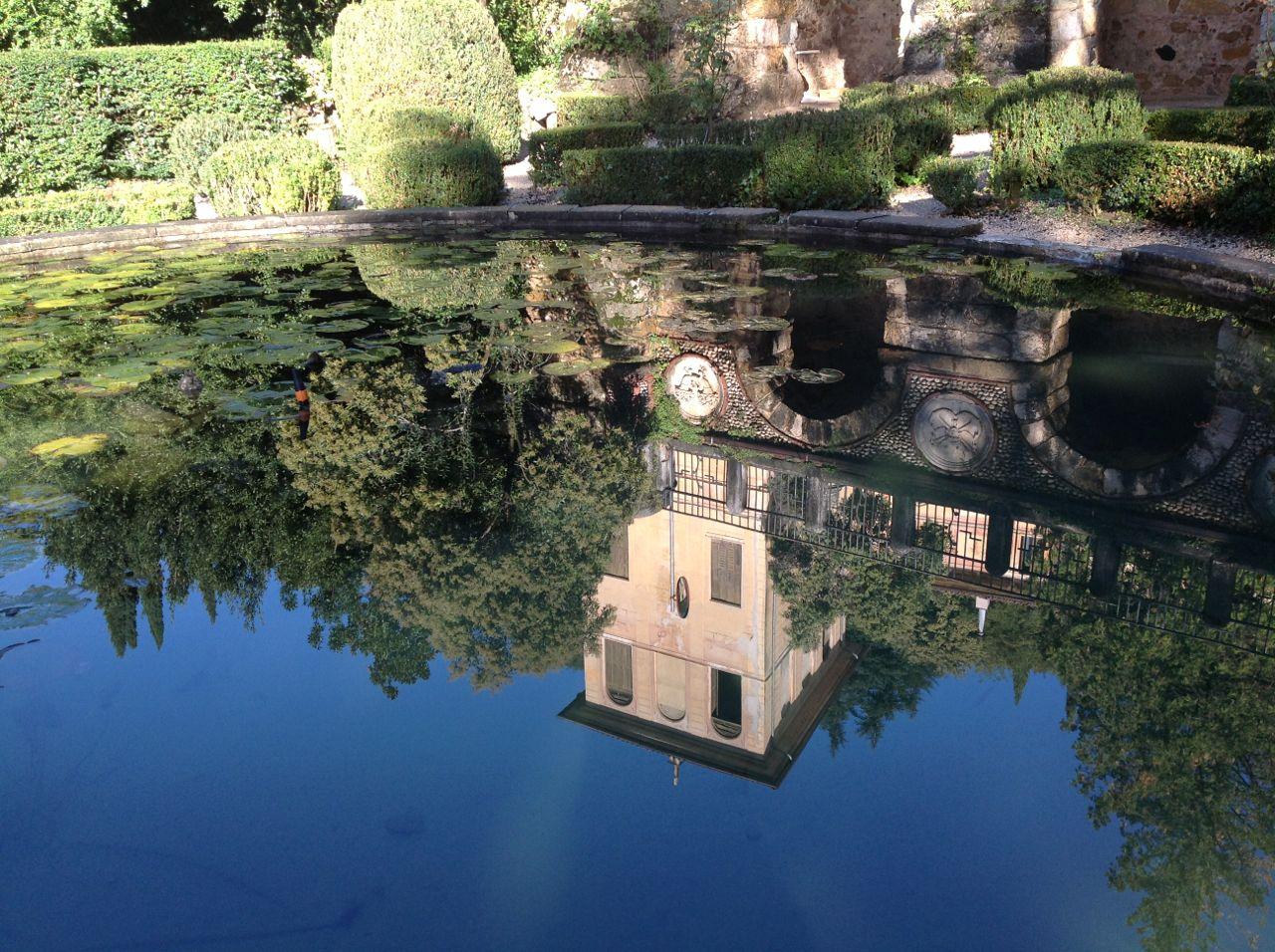 Il parco di villa Rossi a Santorso