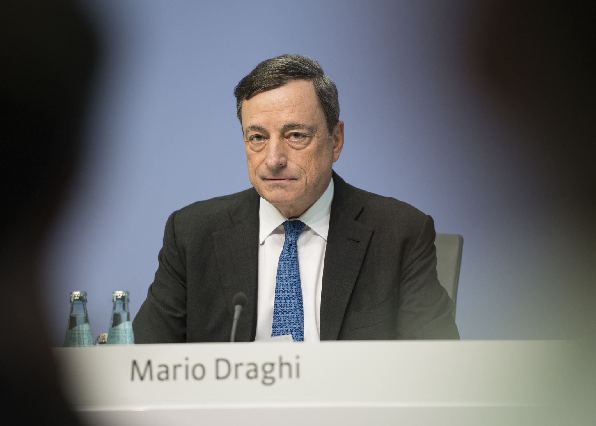 Mario Draghi, Banca Centrale Europea