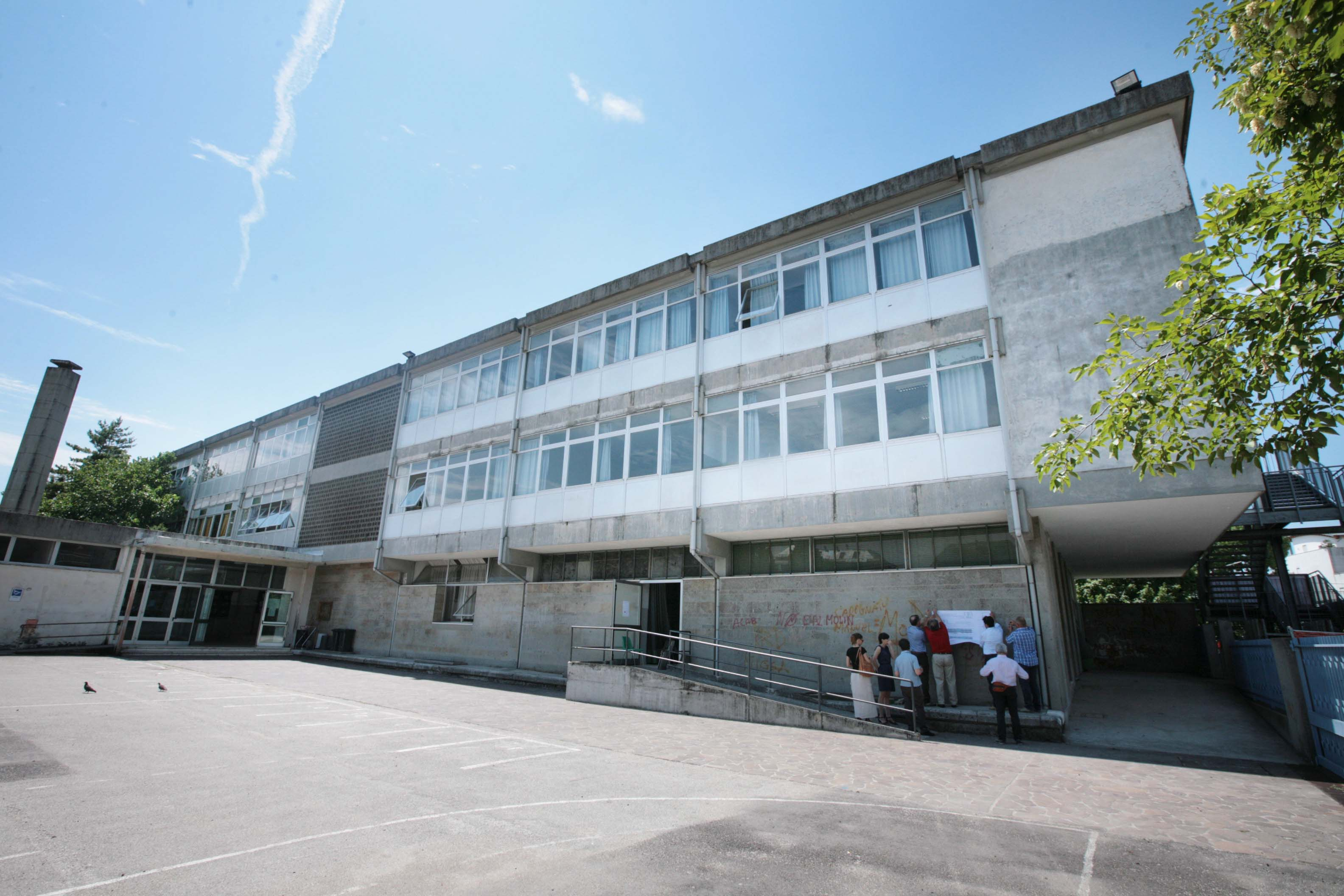 Scuola media Calderari, Vicenza