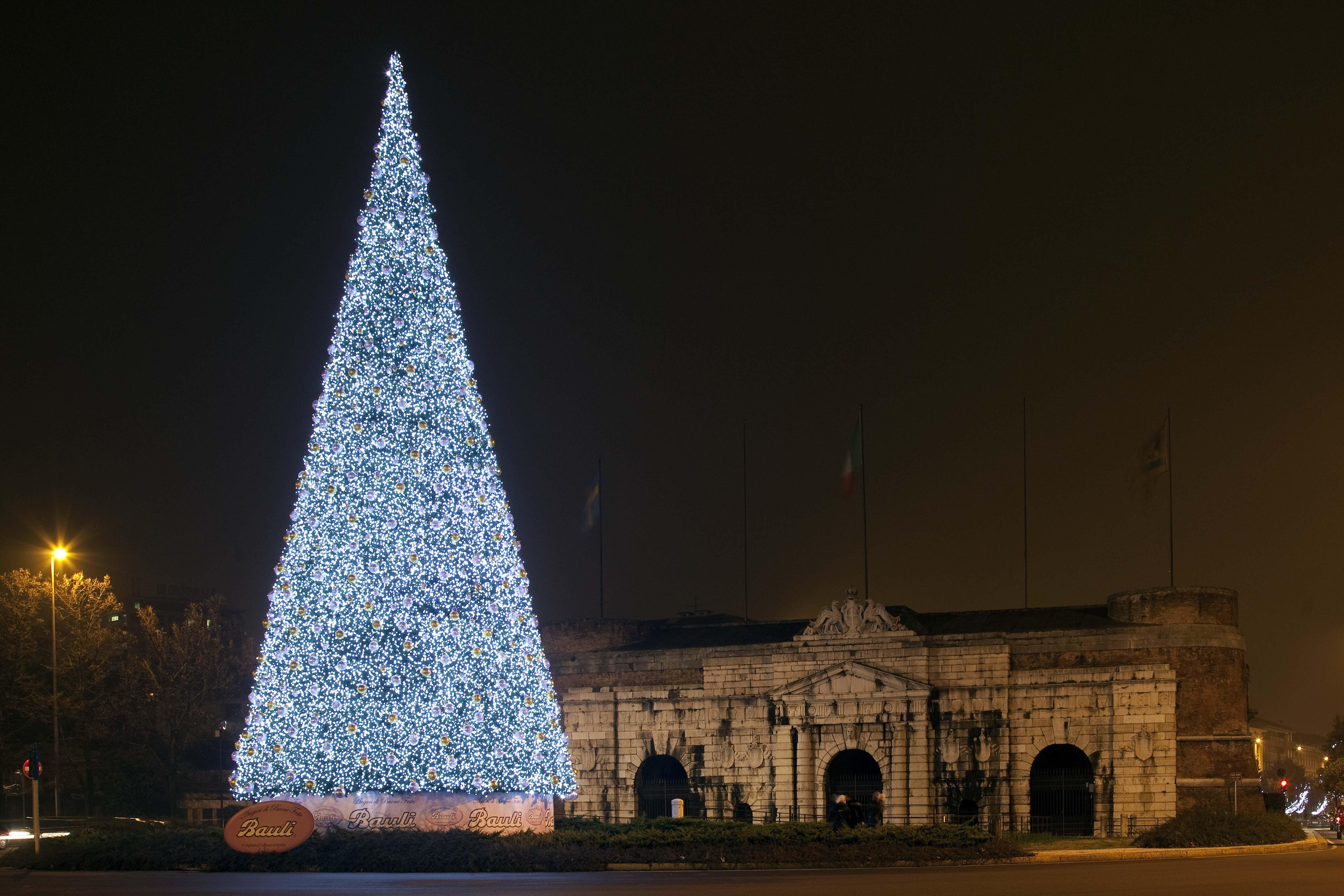 Albero di Natale Verona