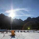 Neve a Sappada