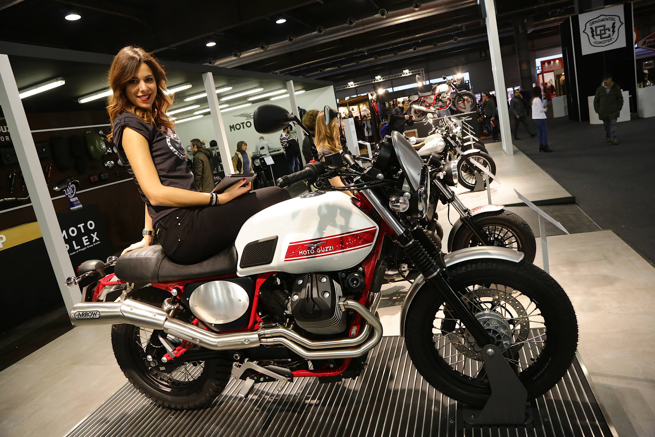 Motor Bike Show 2016 a Verona