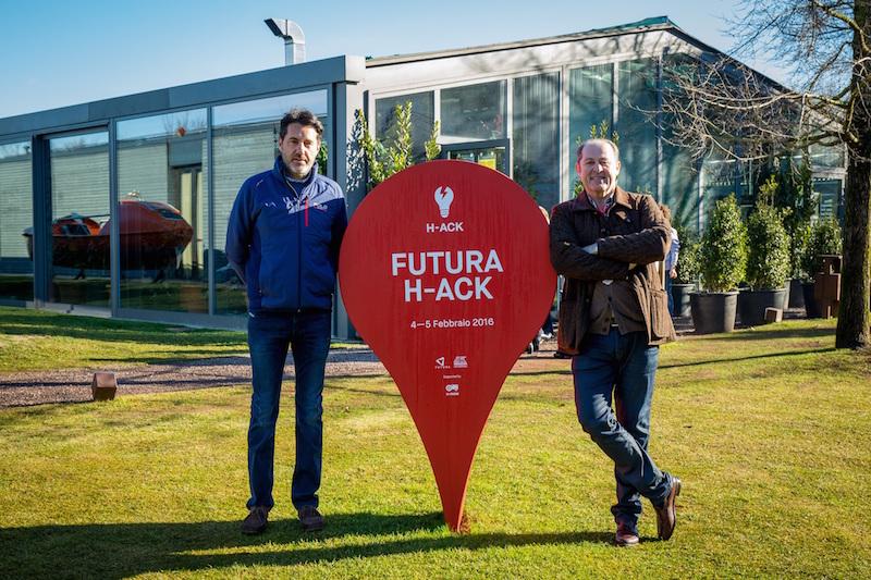 Philippe Donnet e Riccardo Donadon