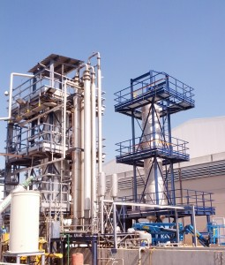 Decarbonizzatore idrotermale a Valencia