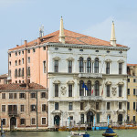 Palazzo Balbi, sede della giunta della Regione Veneto