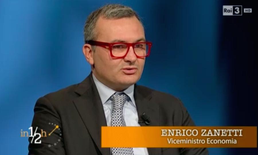 Enrico Zanetti su Banca Popolare di Vicenza