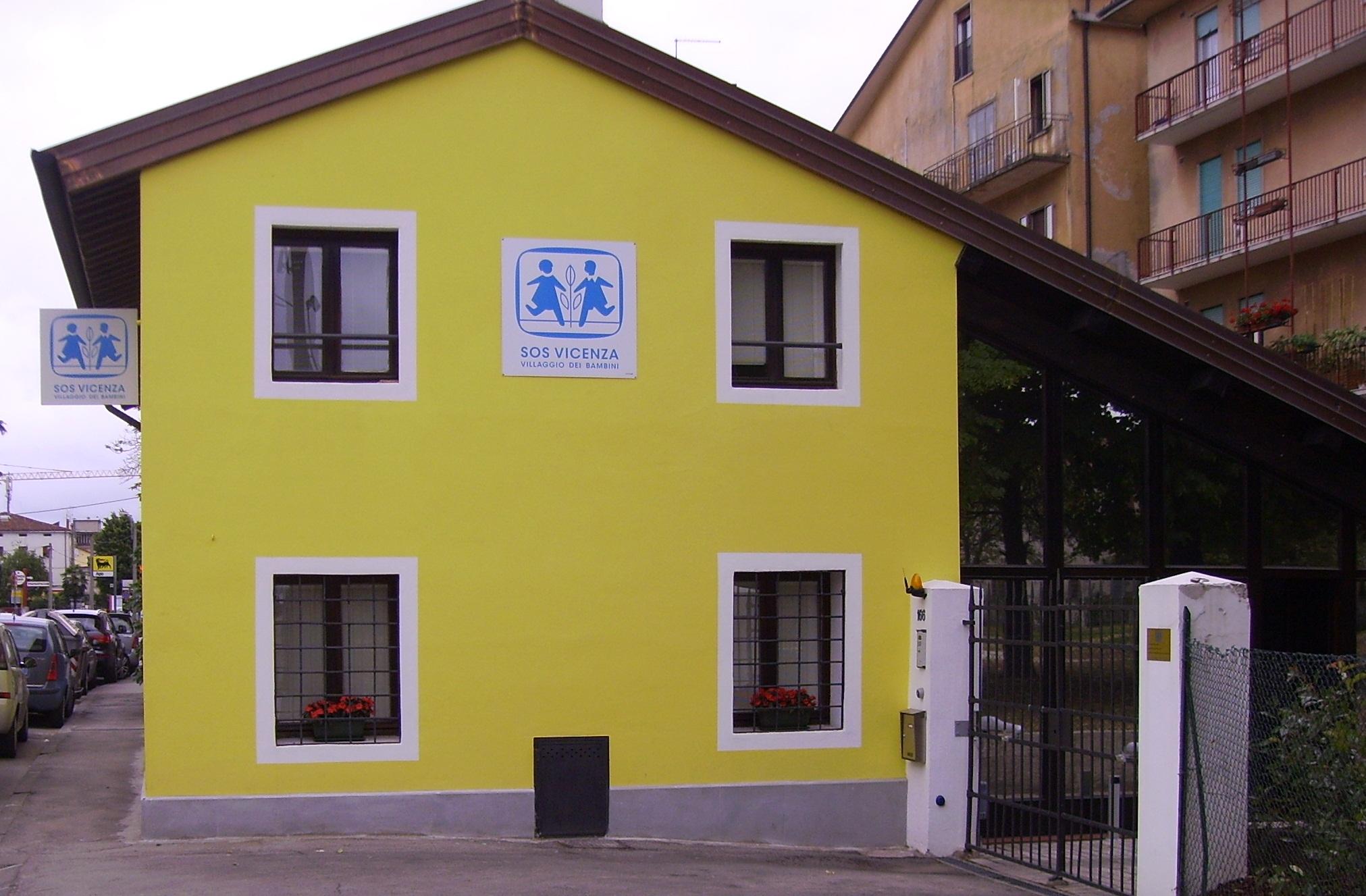 Villaggio Sos a Vicenza
