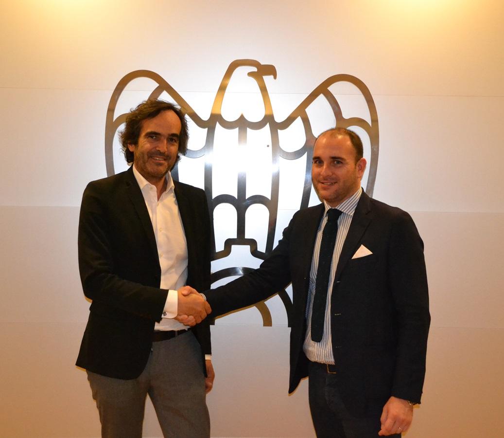 Massimo Gatti e Raffaele Dammicco