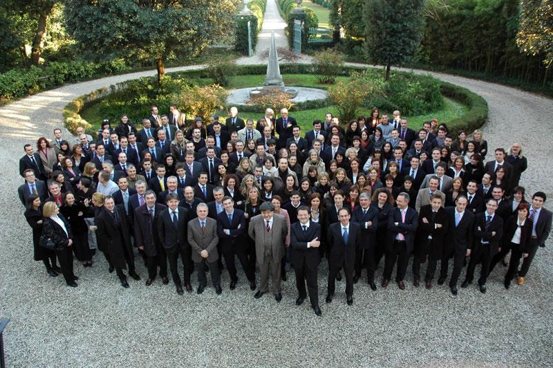 Banca Ifis, foto di gruppo
