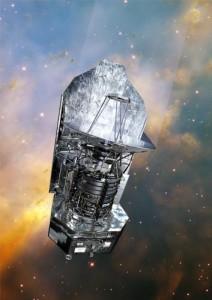 Il telescopio spaziale Herschel
