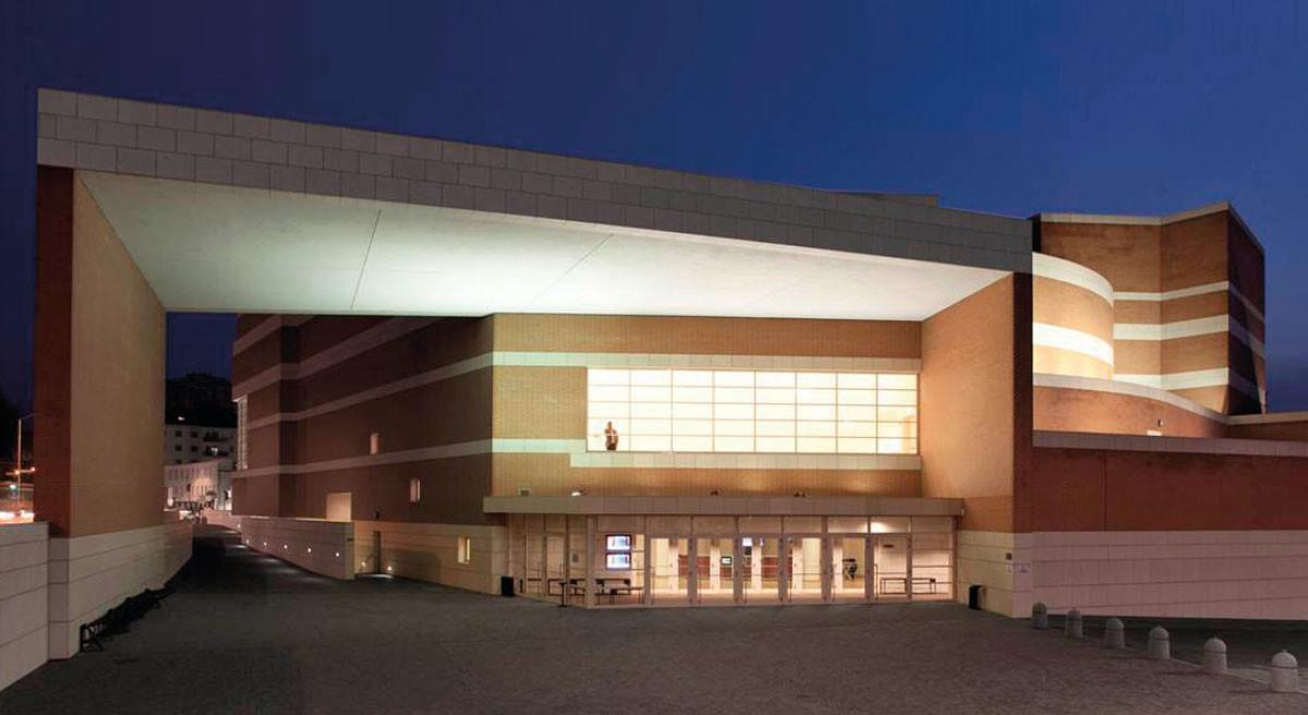 Fondazione teatro comunale di Vicenza