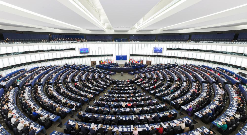 Alberto Recher vince un viaggio al Parlamento Europeo