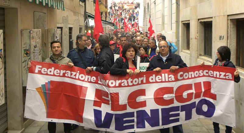 sciopero della scuola 20 maggio 2016