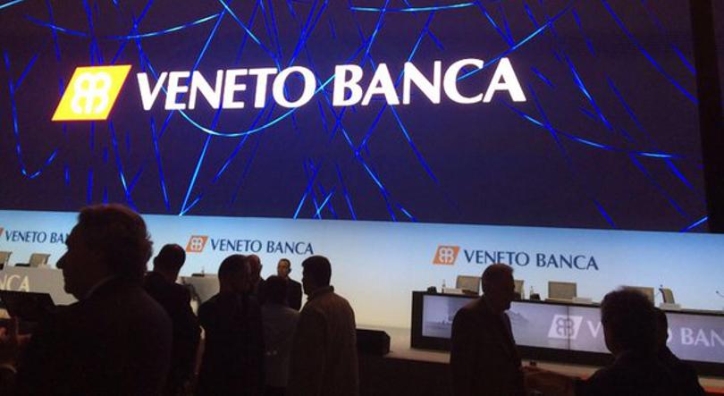 Veneto Banca assemblea