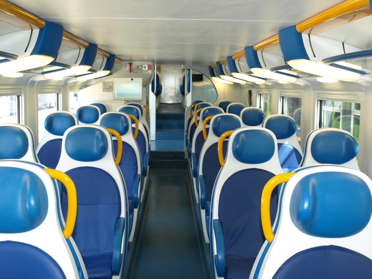 treni ad alta frequentazione