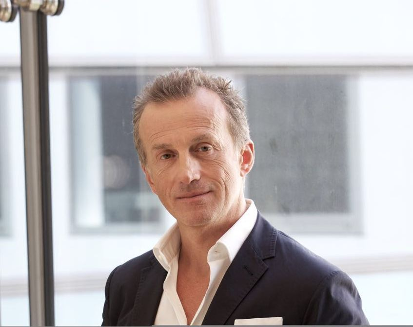 Oscar Marchetto, presidente del Gruppo Somec
