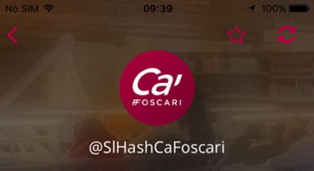 app Ca' Foscari