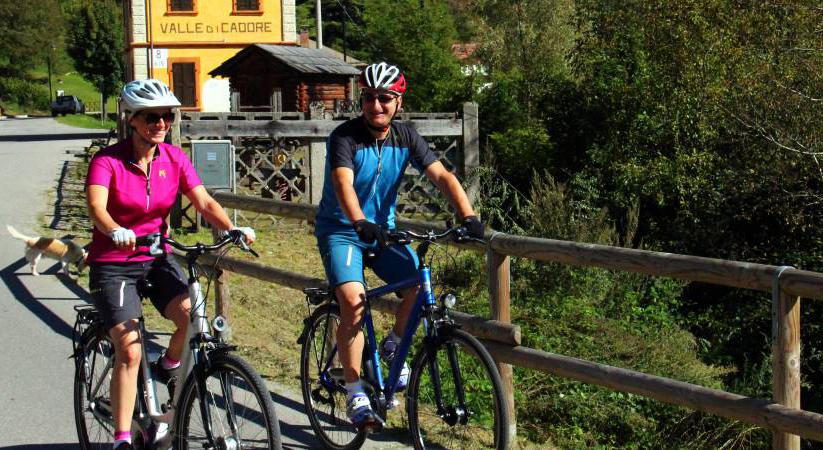 pista ciclabile cicloturismo