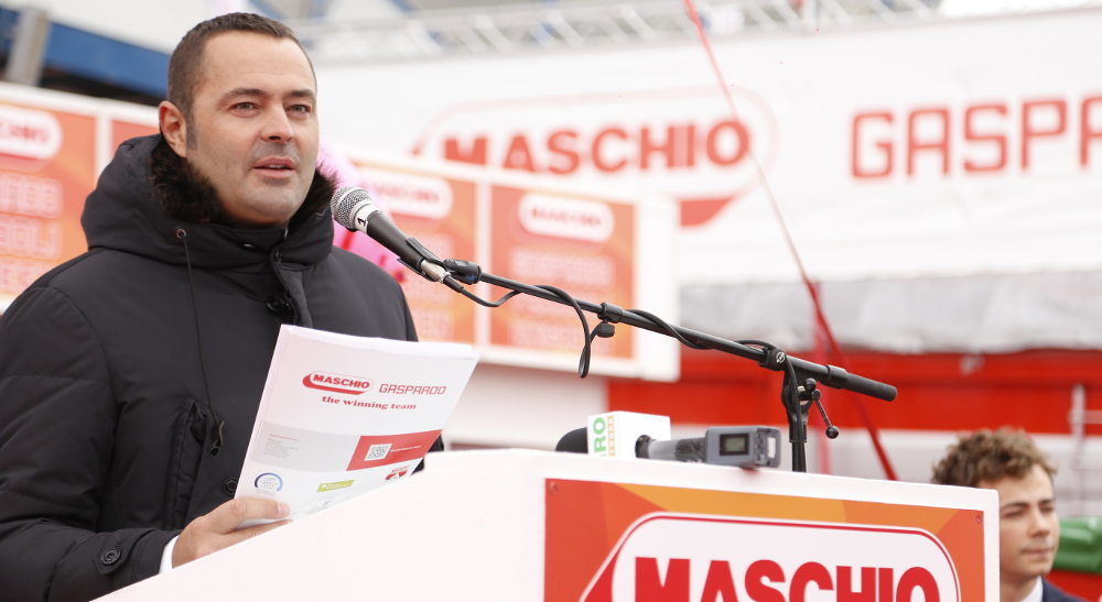 Mirco Maschio, presidente del gruppo Maschio Gaspardo
