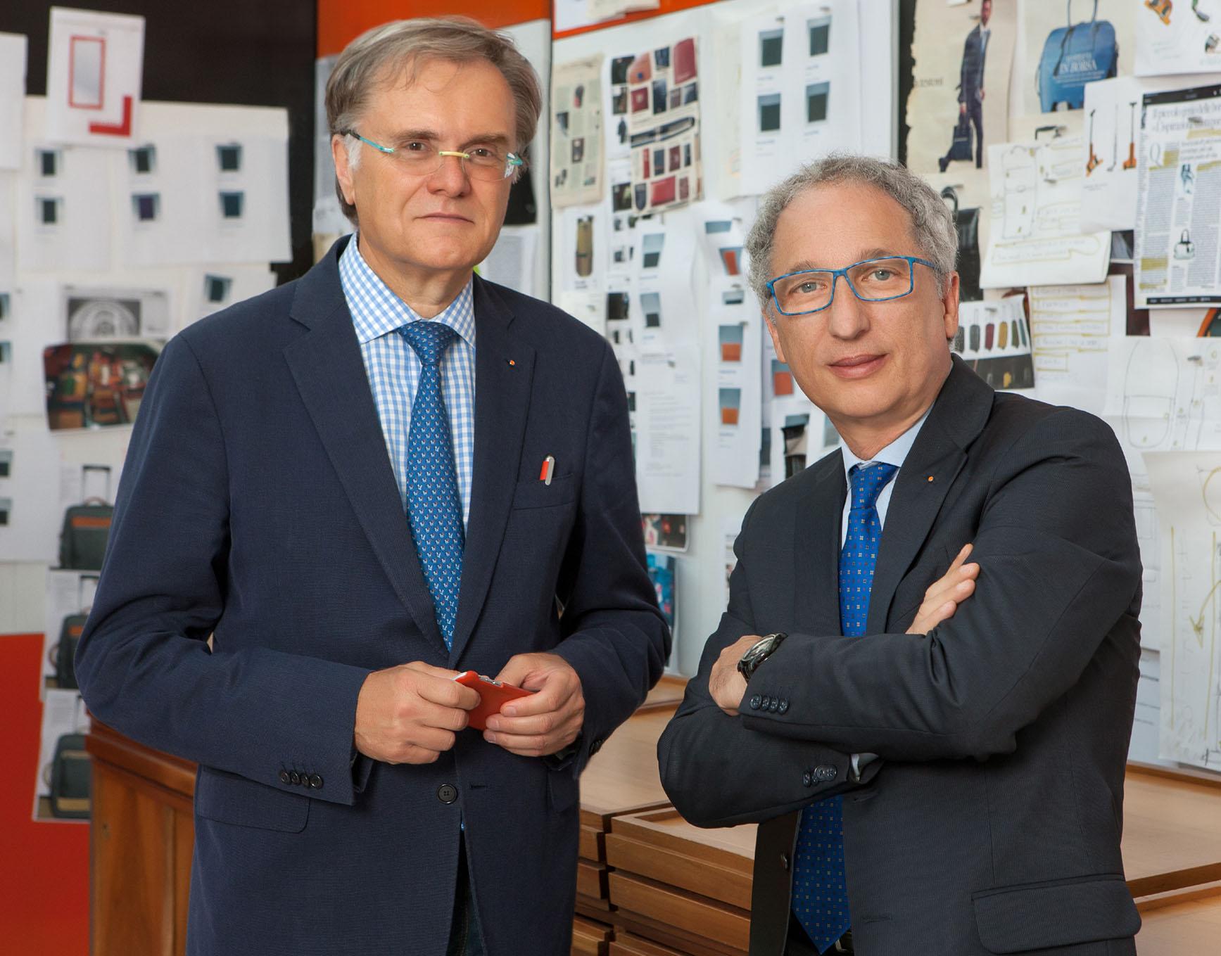 Callisto Fedon e Maurizio Schiavo