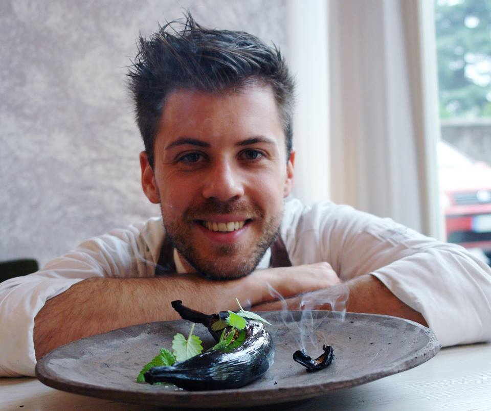 Lorenzo Cogo chef