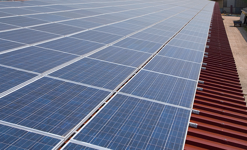 Manni fotovoltaico agricoltura