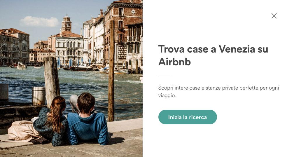 Airbnb in Veneto Venezia Venice