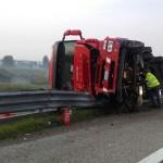 Incidente in A57