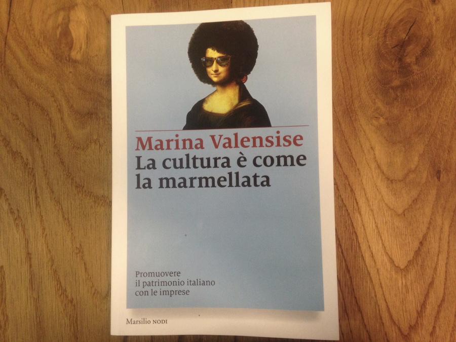 La cultura è come la marmellata di Marina Valensise
