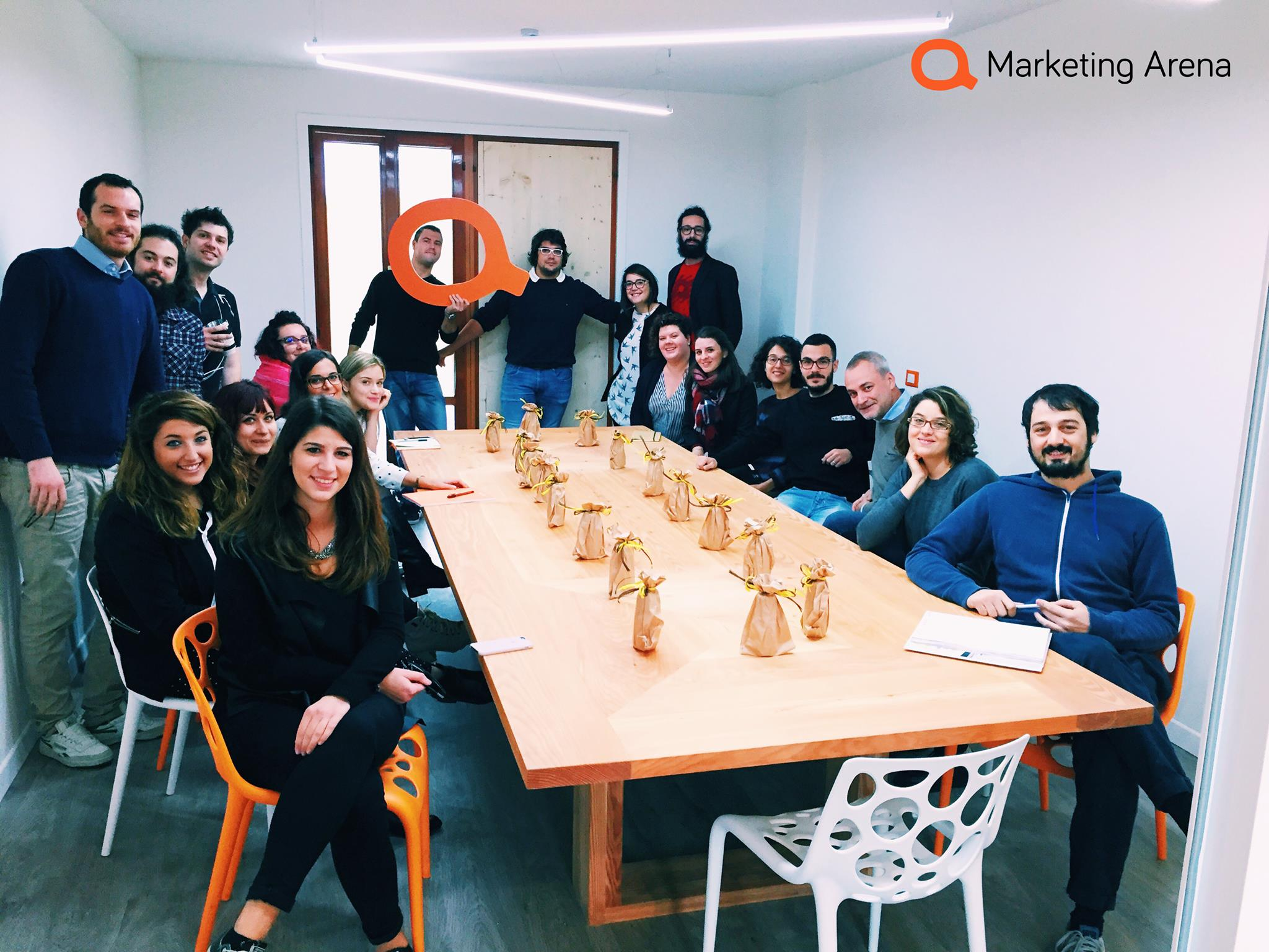 Team Marketing Arena