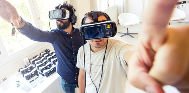 realtà virtuale virtual reality