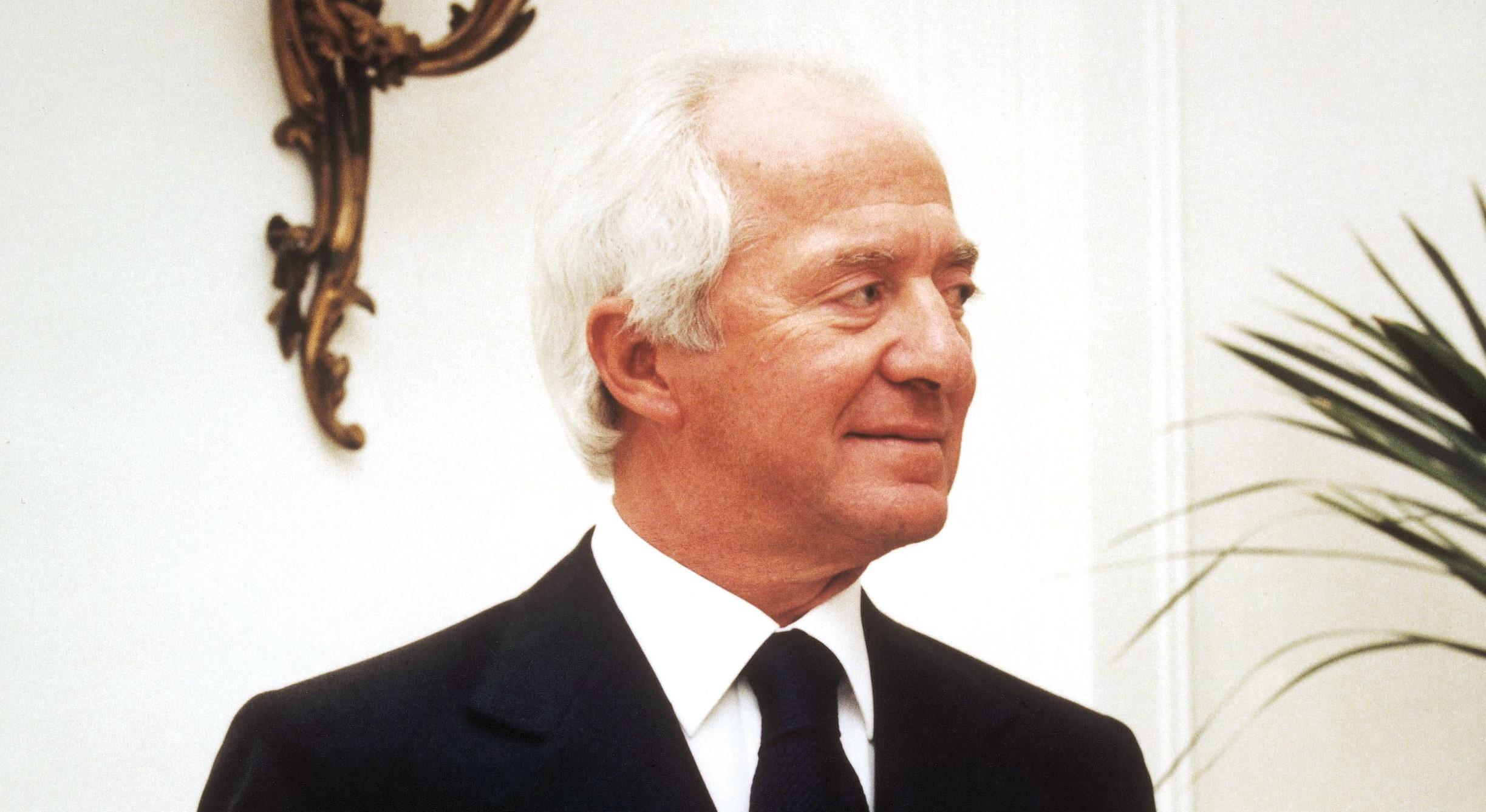 Leonardo Del Vecchio Luxottica